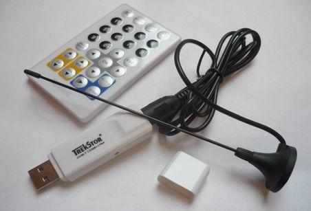 Realtek dtv usb device