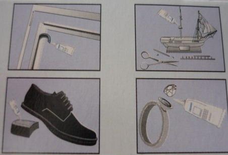 sekundenkleber universalkleber alleskleber schnellkleber modellbaukleber weicon ebay. Black Bedroom Furniture Sets. Home Design Ideas